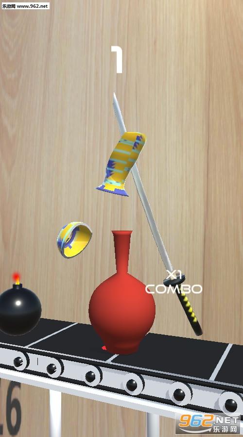 Break Vases Ninja安卓版v1.1截图2