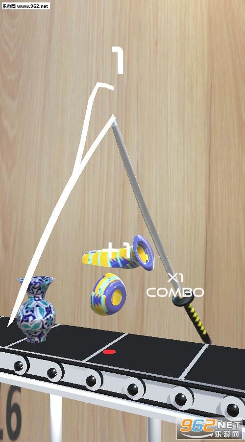 Break Vases Ninja安卓版v1.1截图4