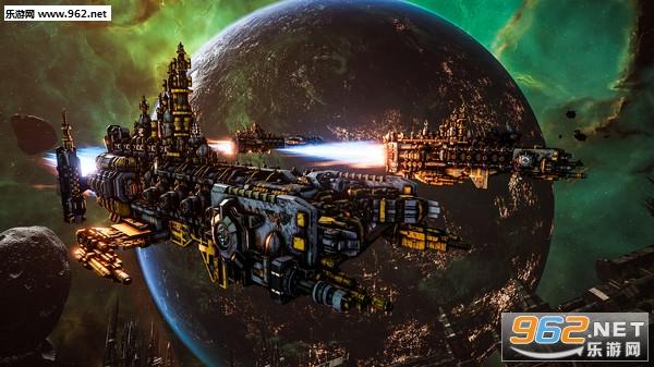 哥特舰队:阿玛达2Steam版截图4