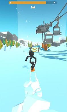 火柴人滑雪完美版v0.1.5截图0