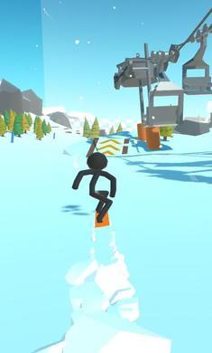 火柴人滑雪完美版v0.1.5截图2