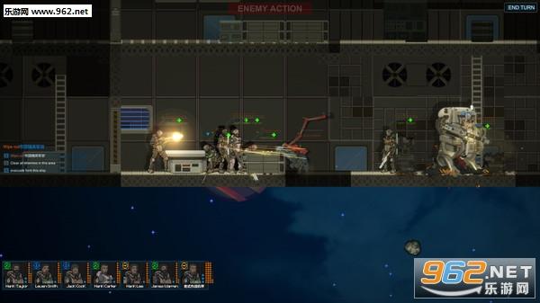 Hypergalaxy Squad超银河登陆队Steam版截图3