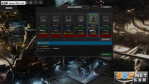 Hypergalaxy Squad超银河登陆队Steam版截图4