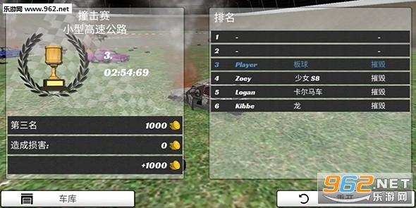 碰撞大赛3手游v1.0.020_截图2