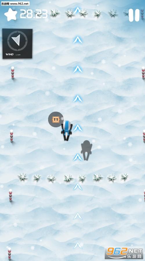 跳台滑雪冠军安卓版v1.0截图2