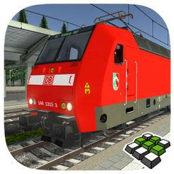 欧洲火车模拟2官方版v1.0