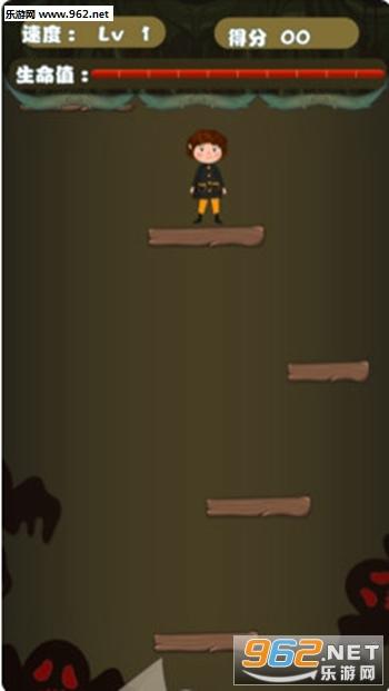 莱恩的地下探险游戏_截图1