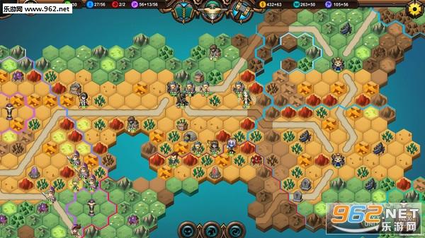 军团战棋Steam版截图1
