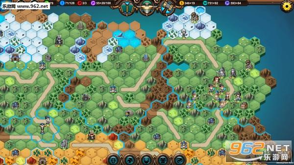 军团战棋Steam版截图3