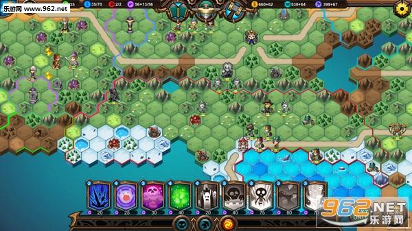 军团战棋Steam版截图4
