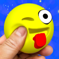 Squishy emoji smile游戏