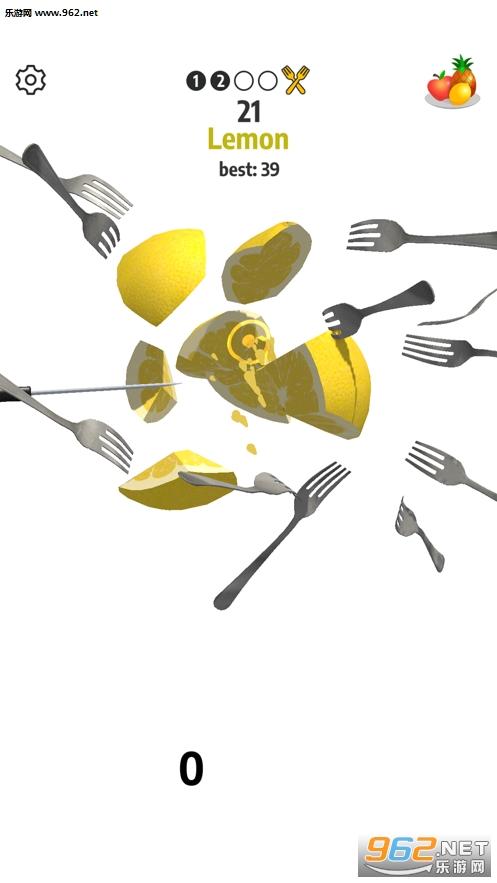 Fork The Fruit官方版v1.1截图0