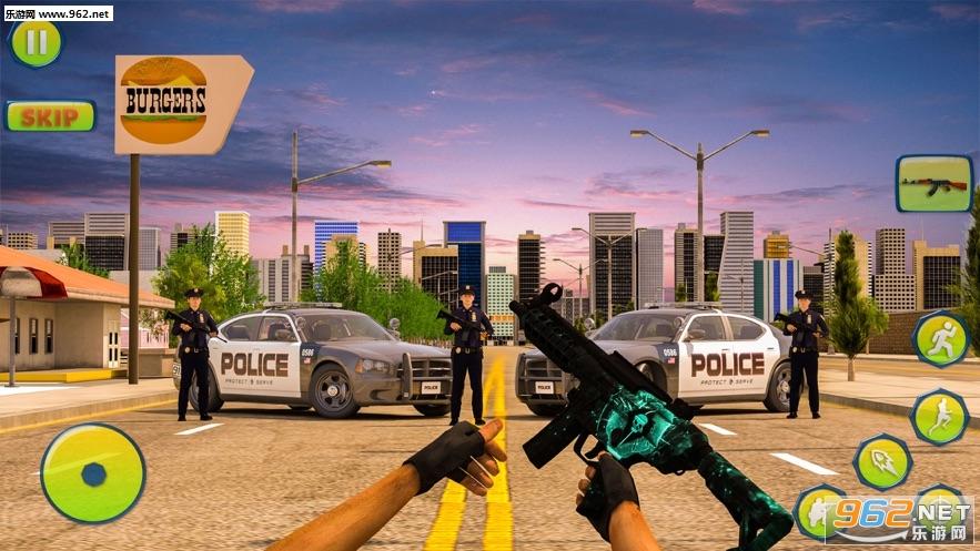 黑帮拉斯维加斯犯罪城市汽车官方版v1.0截图1