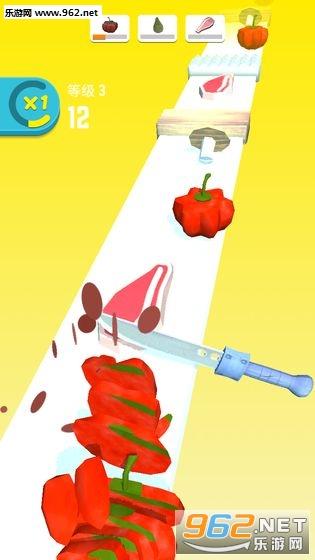 切菜模拟器游戏v1.0截图1