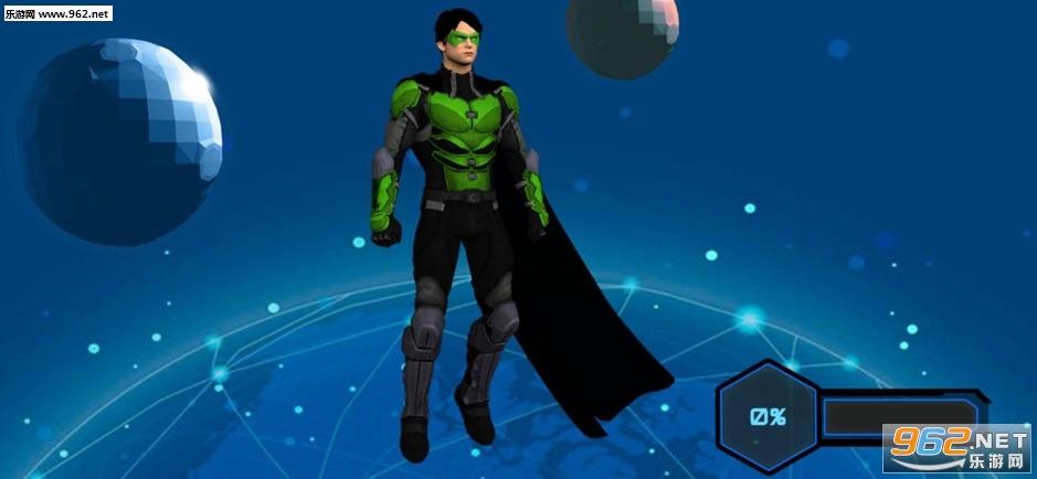 盛大的超级英雄战争官方版v1.0.0_截图1