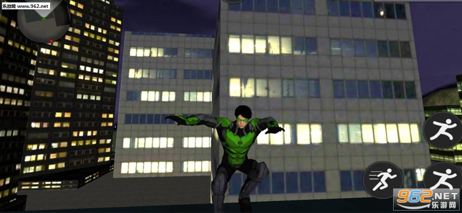 盛大的超级英雄战争官方版v1.0.0_截图2