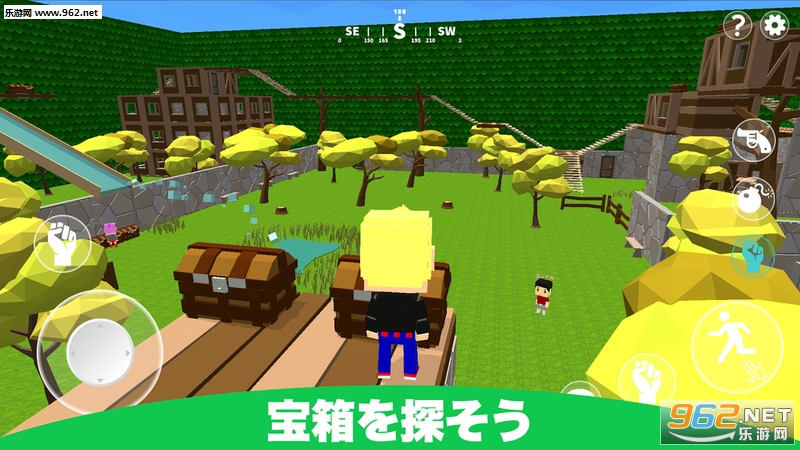 逃狱游戏中文版v1.1.0_截图1