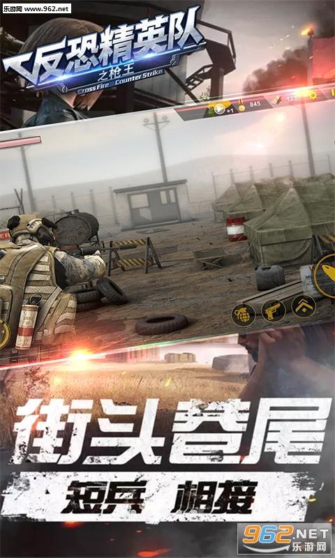 反恐精英队之枪王安卓版v1.0.1截图2
