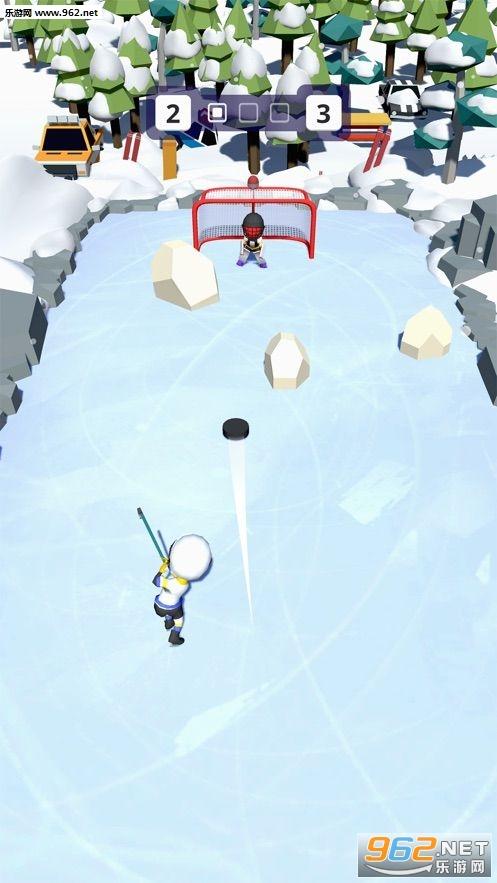 欢乐冰球游戏v1.8.1截图1