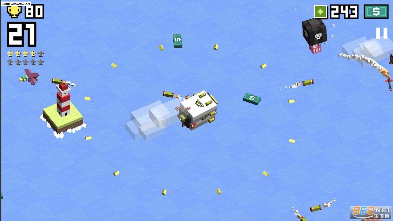 无尽飞行射击最新版v2.1.0.4截图4
