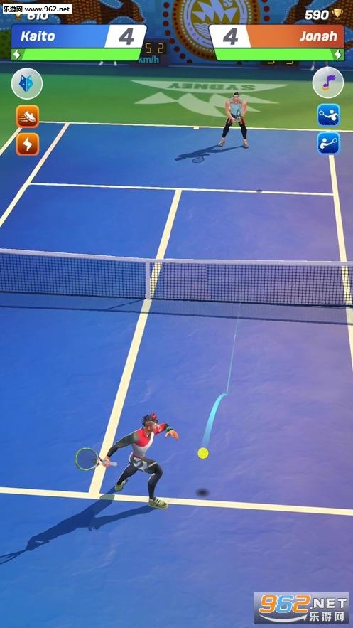 网球传说官方版v1.31.0截图0