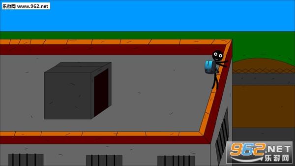 火柴人西瓜的秘密安卓版v1.0_截图0