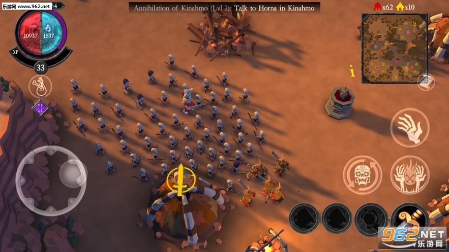 Undead Horde官方手机版v1.0.4截图1
