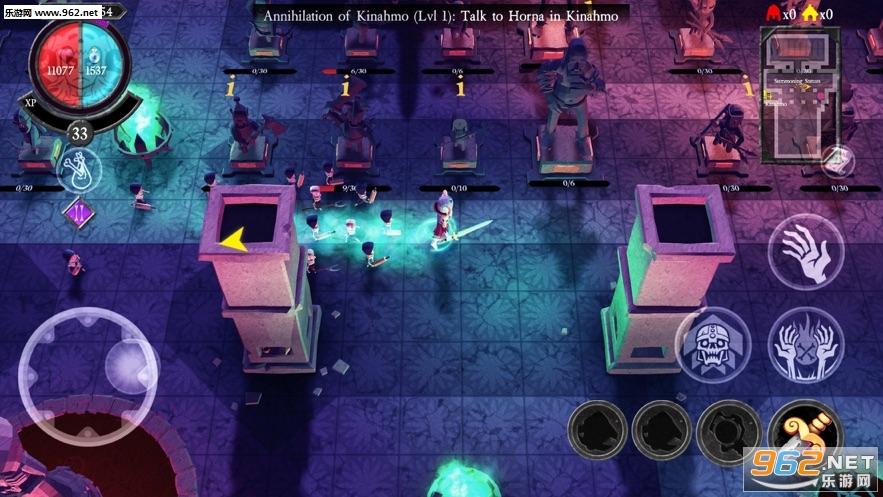 Undead Horde官方手机版v1.0.4截图3