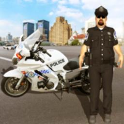 警察摩托�安卓版