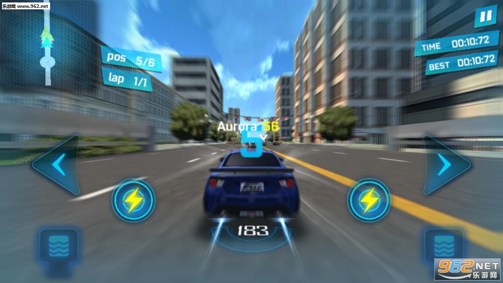 街头赛车无限金币钻石最新版v4.3.0截图4