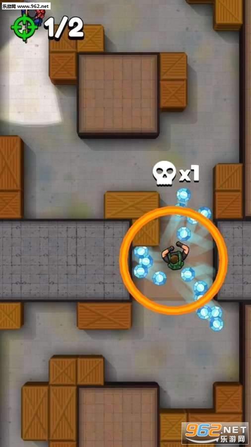 怪物猎人刺客安卓版v1.7截图1