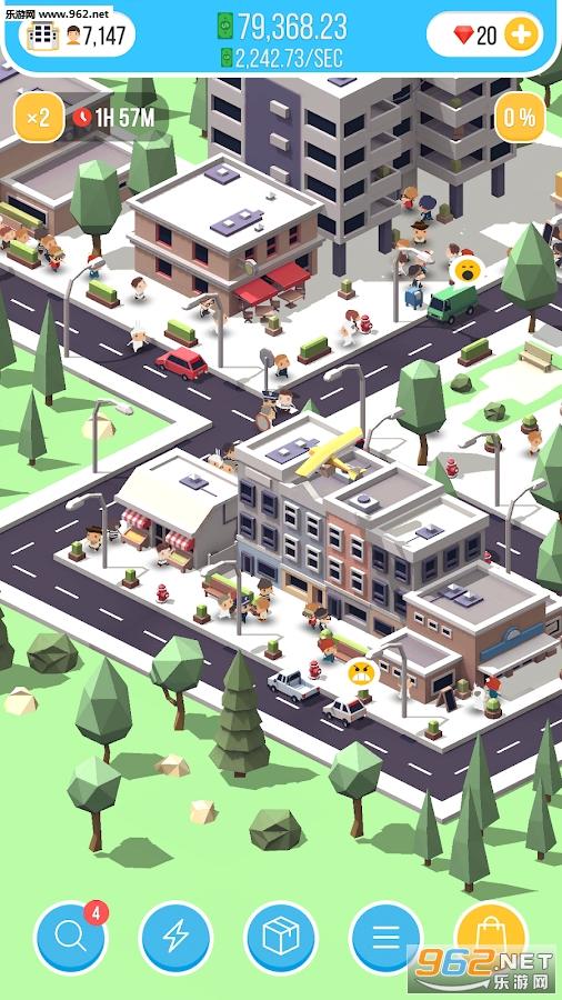 我的空闲城市安卓版v1.0.1_截图0