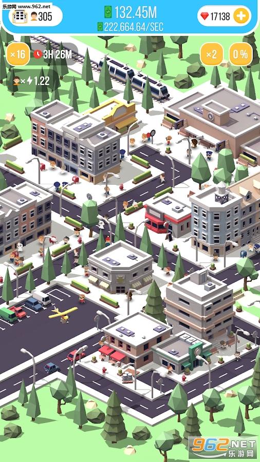 我的空闲城市安卓版v1.0.1_截图2