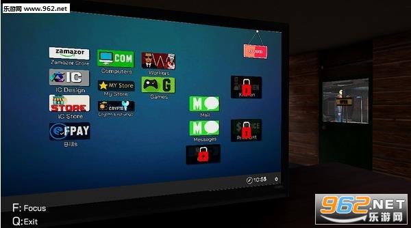 网吧模拟器手游安卓版v1.0截图2