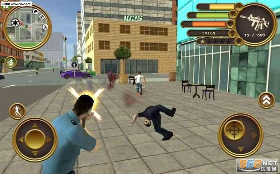 迈阿密犯罪警察安卓中文版v2.1 手机版截图4