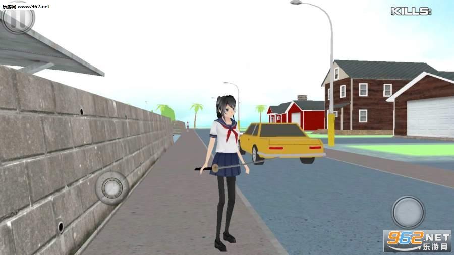 美少女模拟器中文版v2.2_截图0