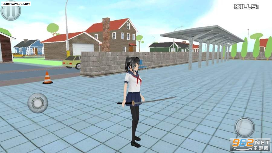 美少女模拟器中文版v2.2_截图3