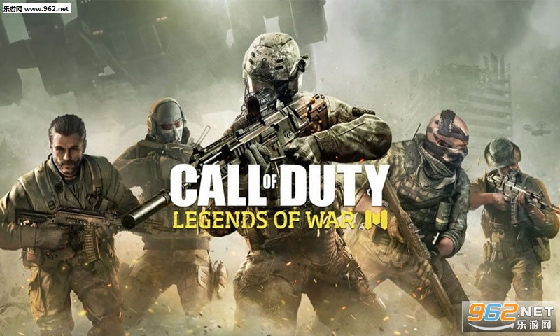 Call of Duty手游国际版v1.0.8 手机版_截图0