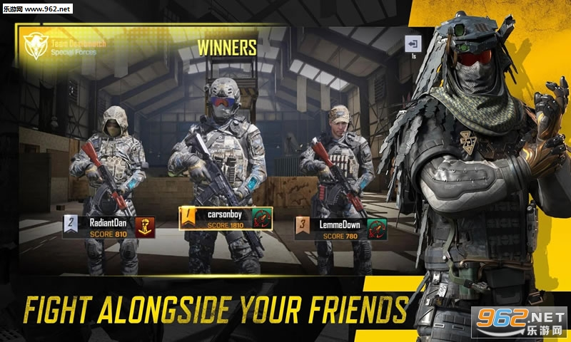 Call of Duty手游国际版v1.0.8 手机版_截图1