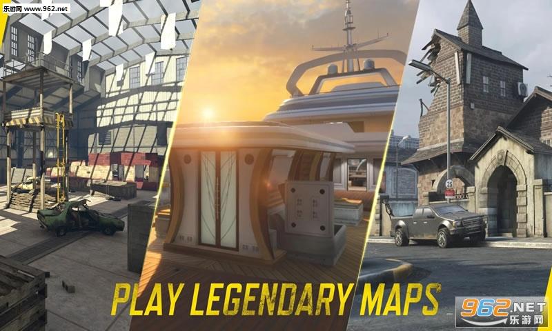 Call of Duty手游国际版v1.0.8 手机版_截图2
