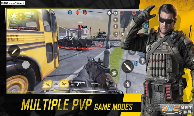 Call of Duty手游国际版v1.0.8 手机版_截图4