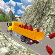 货运卡车城市司机官方版
