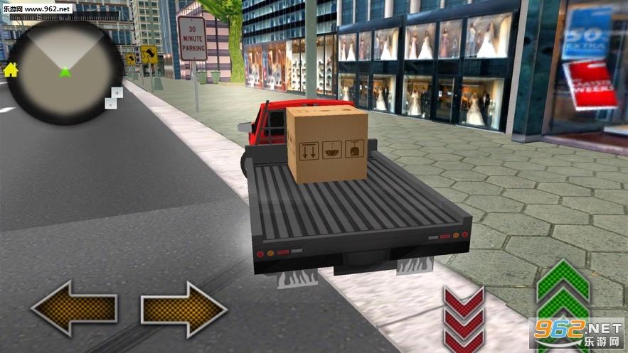 货运卡车城市司机官方版v1.0_截图2