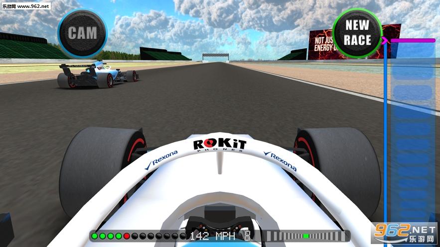 ROK Racer 3D官方版v1.0_截图0
