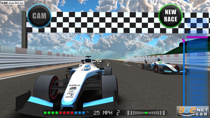 ROK Racer 3D官方版v1.0_截图1