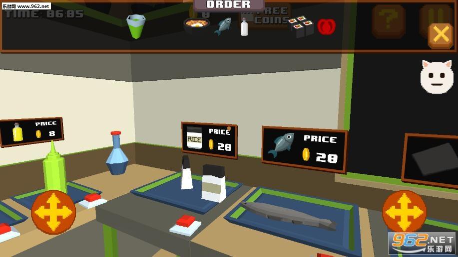 炒菜模拟器游戏v1.0_截图0