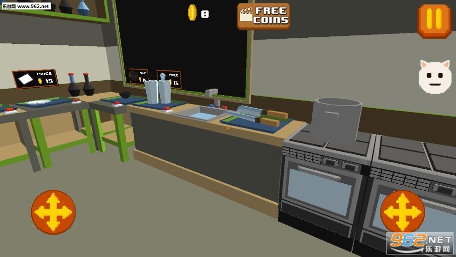 炒菜模拟器游戏v1.0_截图1