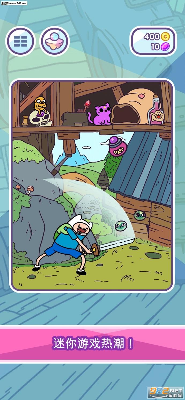 小偷猫 Cartoon Network官方版v1.0.4_截图3