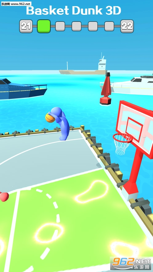 Basket Dunk 3D官方版