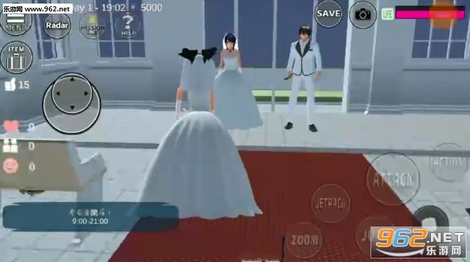 樱花校园模拟器怎么生孩子 樱花校园模拟器怎么结婚